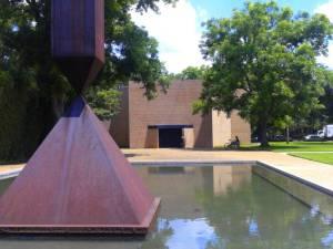 The Rothko Chapel, Houston, Texas.