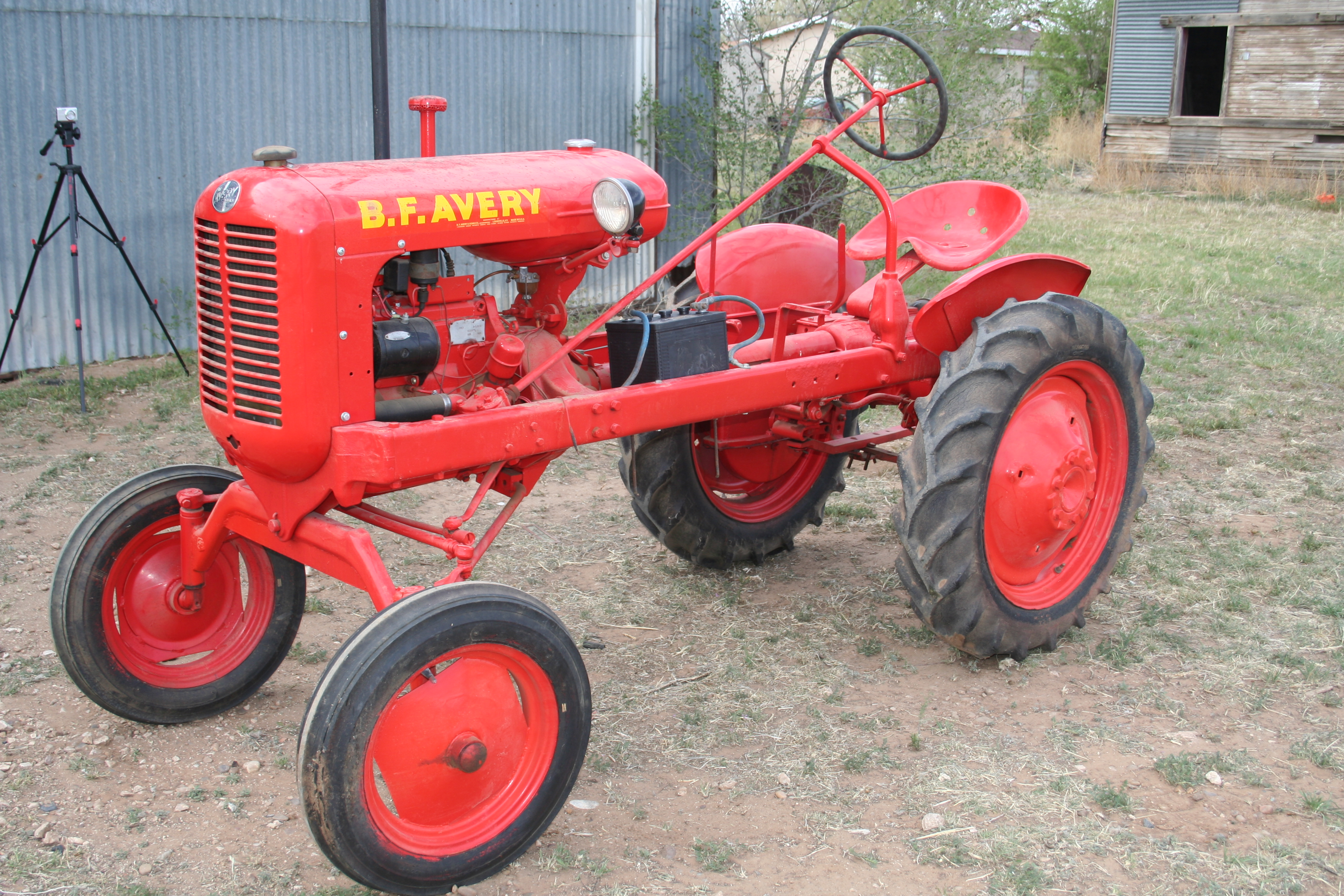 Auction Results Troys Tractors