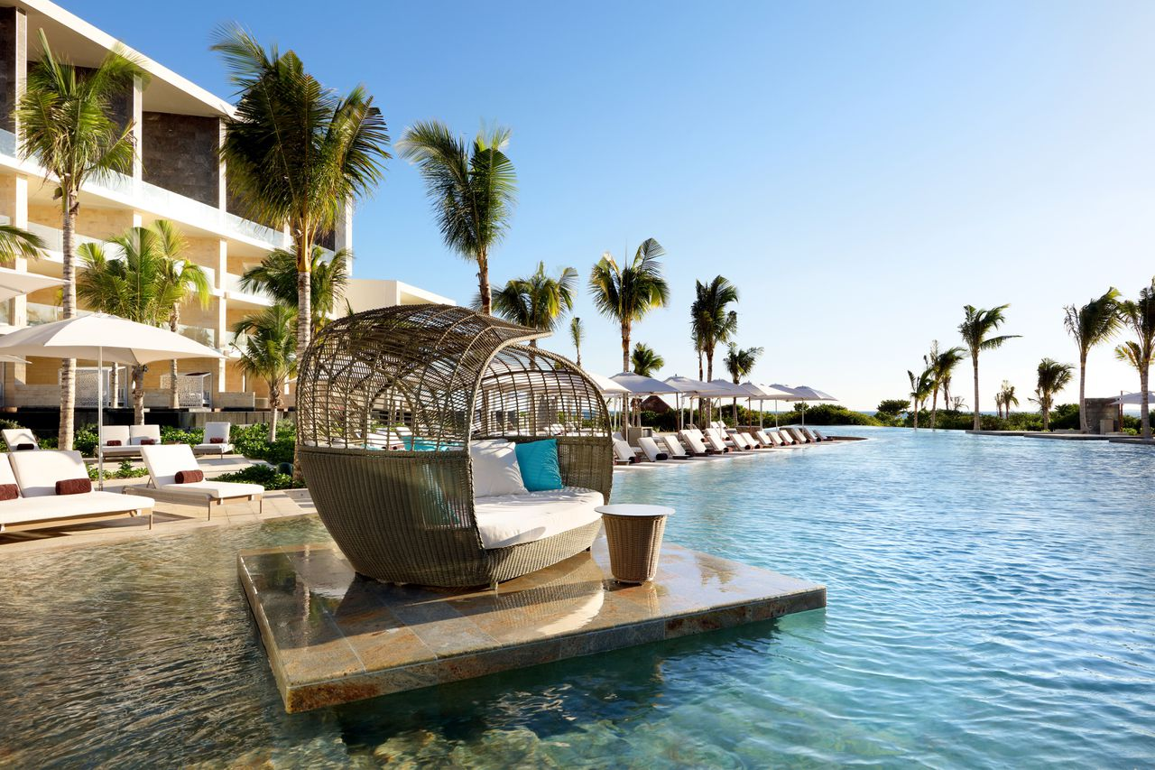TRS Coral Cancun Cancun Costa Mujeres Royal Suites