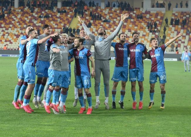 Trabzonspor, devre arasında takımın başına getirdiği Hüseyin Çimşir ile büyük maçlarda kaybetmedi. - Fotoğraf: AA