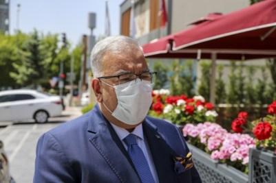 Prof. Dr. Mustafa Gerek     Foto:AA