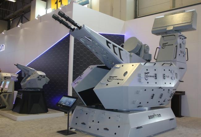 Gökdeniz, Türkiye'nin filo gücüne çok önemli imkan ve kabiliyetler kazandıracak. Fotoğraf: AA