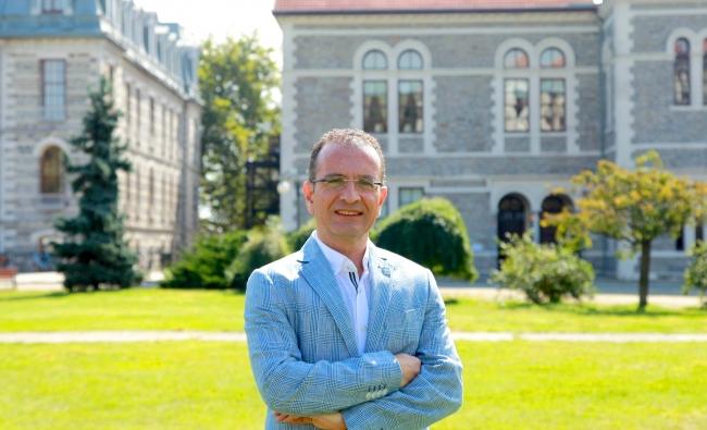 EED Başkanı Prof. Dr. Gürkan Kumbaroğlu.