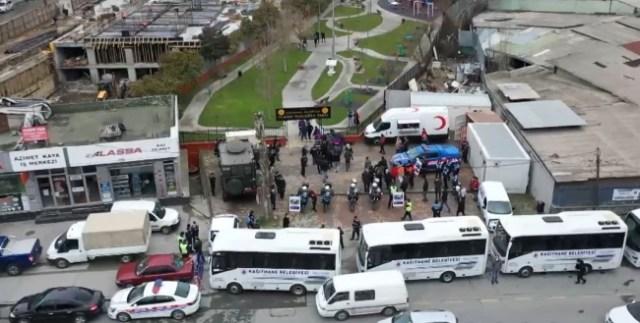 Olası İstanbul depremi için 'ilk 6 saat' planı