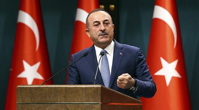 Bakan Çavuşoğlu: ABDnin S-400 mektubunun üslubunu kabul etmiyoruz