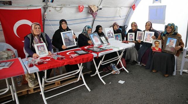 Diyarbakır annelerinin evlat nöbeti 92nci gününde