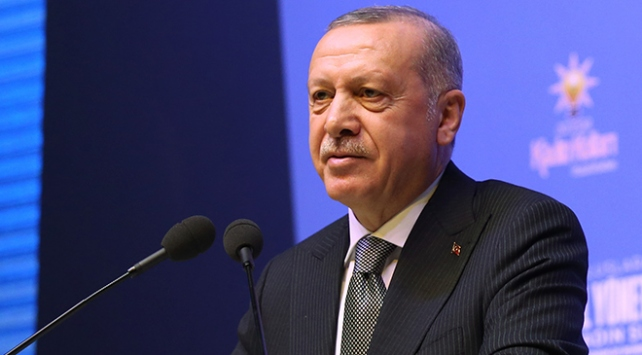 Cumhurbaşkanı Erdoğan: Bu onurlu duruşa destek veren liderlere teşekkür ediyorum
