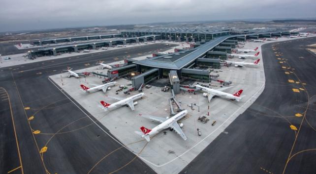 İstanbul Havalimanı geliriyle de hedefi aştı
