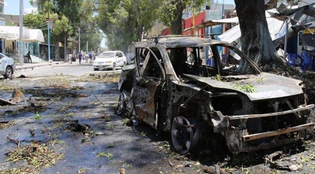 Somalide Türk müteahhitlere bomba yüklü araçla saldırı