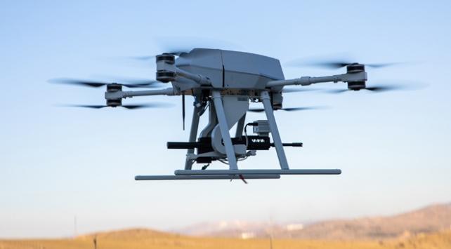 Milli silahlı drone Mehmetçiğin hizmetinde