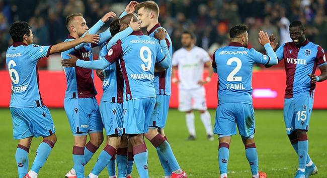 Trabzonsporda hedef çifte kupa