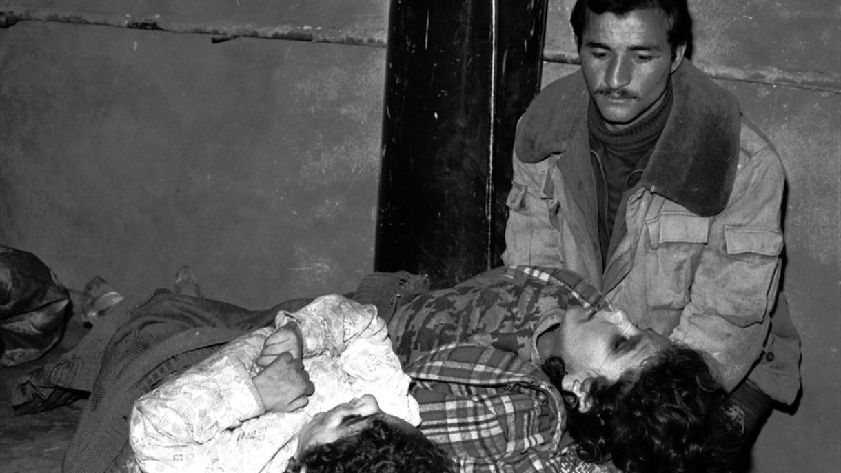 Katliamda 8 aile tamamen yok edildi, 25 çocuk her iki ebeveynini, 130 çocuk ise ebeveynlerinden birini kaybetti.