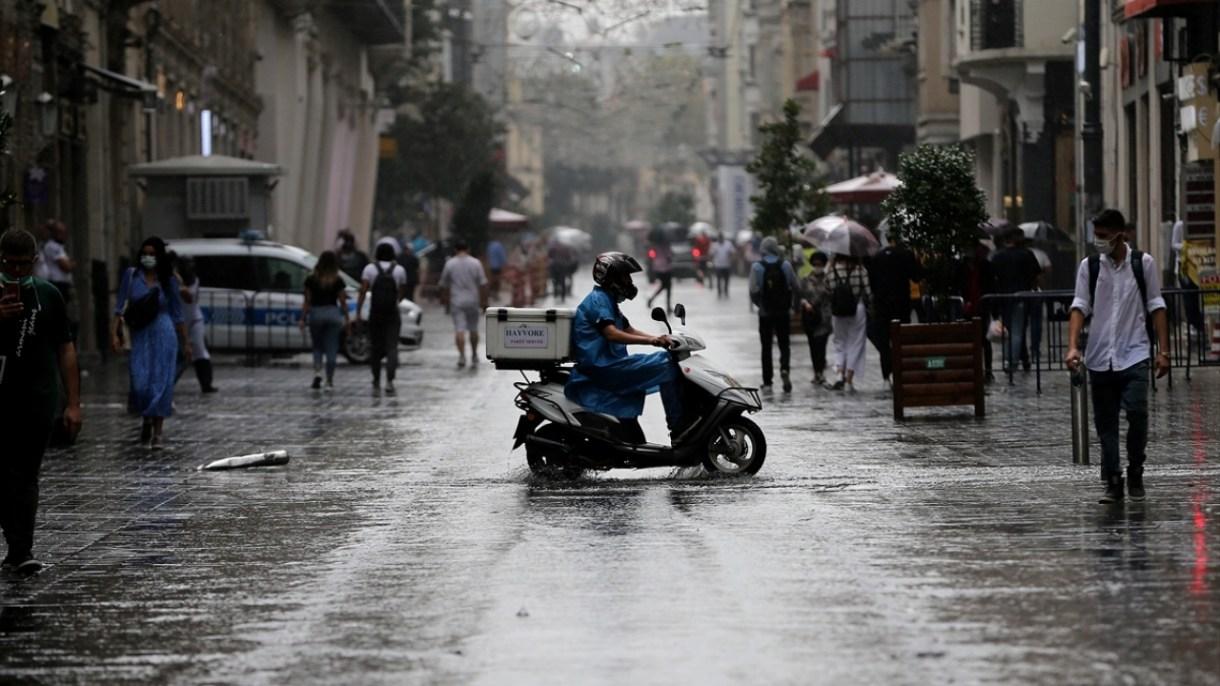 Beyoğlu-İstiklal Caddesi
