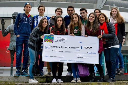 Jorge Campos Award