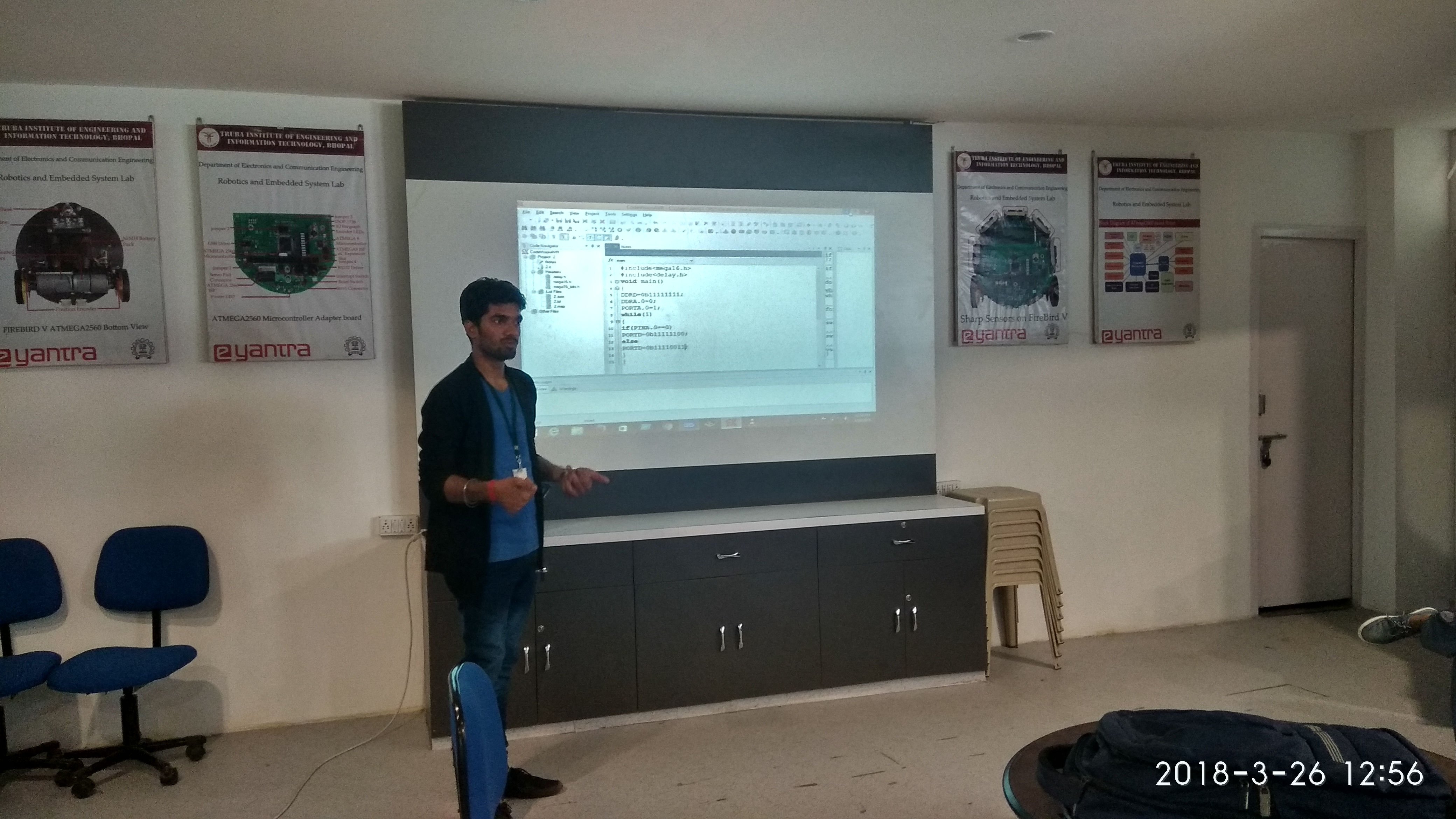 Workshop on Programming in Micro-Controller