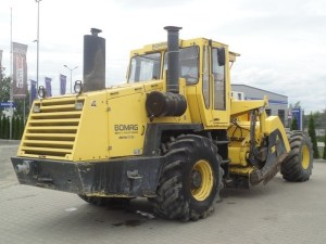 BOMAG MPH 1222, SOIL STABILISER, 110000 EUR construction