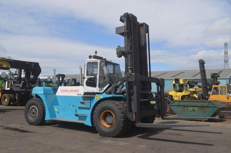 Buy Konecranes Forklift SMV 32-1200 B now