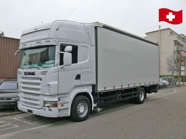 Scania Curtainsider Decoratinghome Co