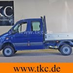 New Mercedes Benz Sprinter 316 Cdi Doka 4x4 Allrad Pritsche 79t344 Flatbed Van For Sale From Germany At Truck1 Id 4050082