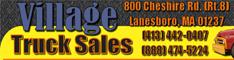 village truck sales lanesboro mass