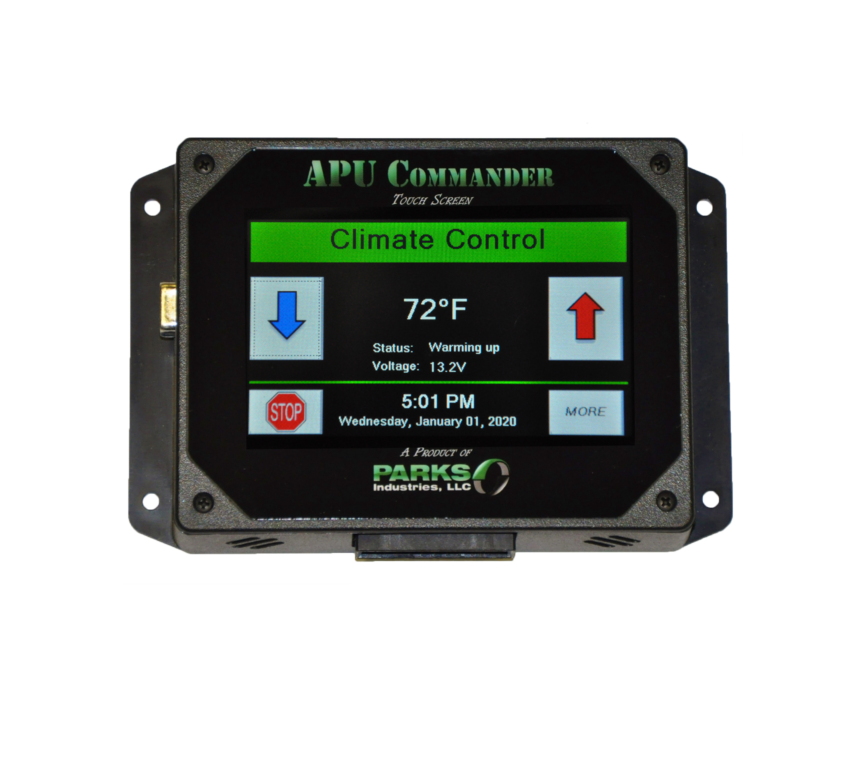 Commander hp2000 auxillary power unit truck apu review tri pac apu fuse box and diagram at soozxer.org