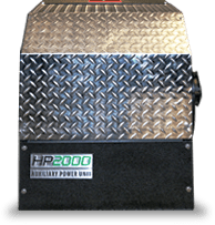 HP2000 Auxillary Power Unit | Truck APU Review