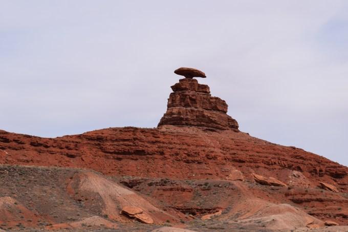 Utah's Valley of the Gods - Mexican Hat Rock -Truck Camper Adventure