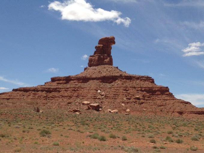Valley of the Gods - Rooster Butte - Truck Camper Adventure