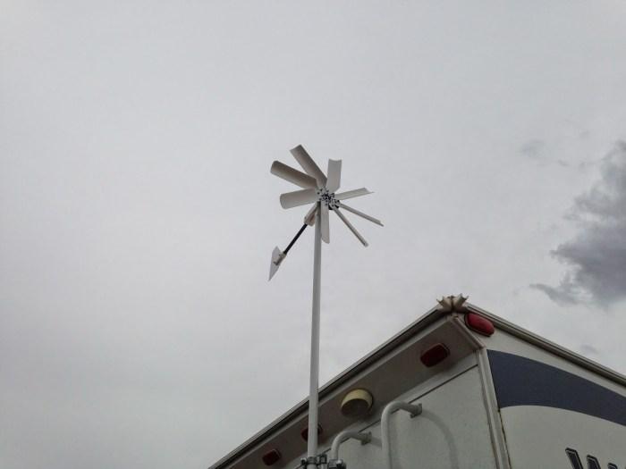 Windwalker Wind Turbine
