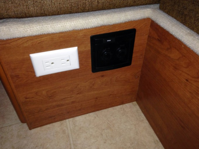 Blue Sea Systems Dual USB DC Outlet Mod - Truck Camper Adventure