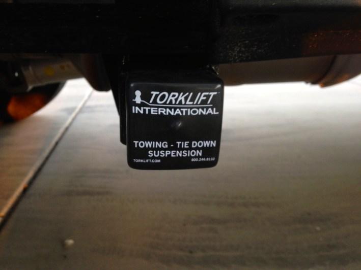 Torklift Talon Receiver Cover - Truck Camper Adventure