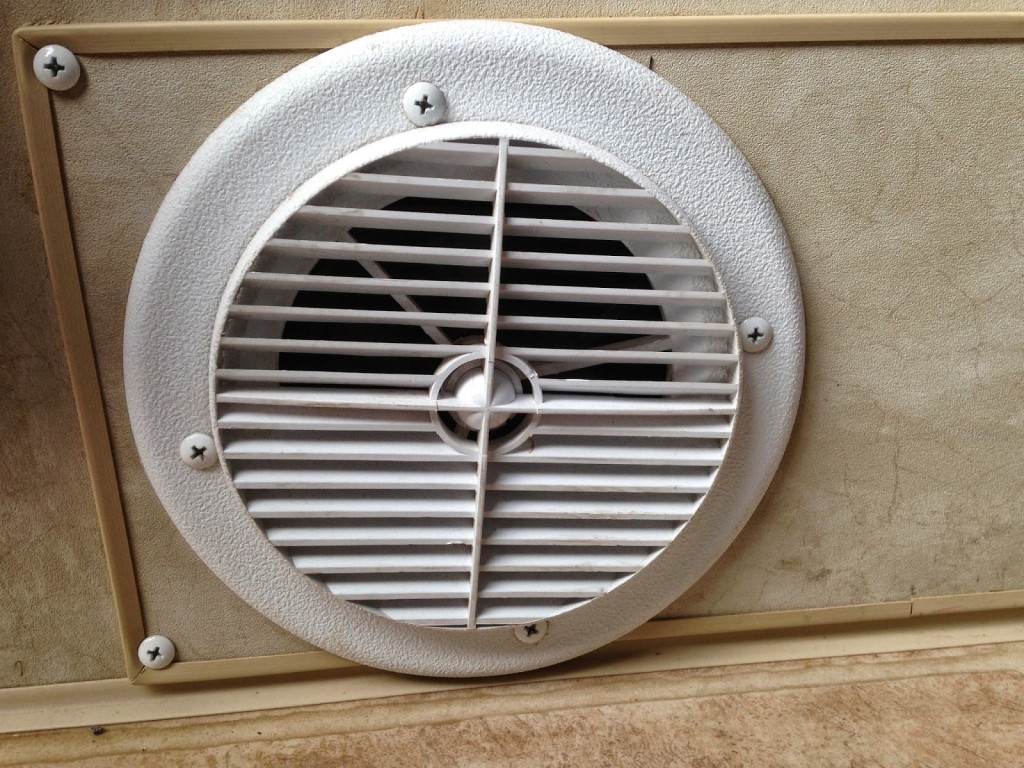 Air Vent Fans For Basements : Top winter boondocking mods truck camper adventure