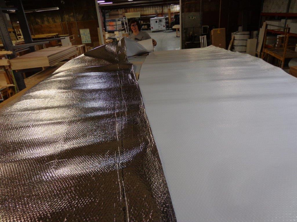 Northstar Laredo SC Roof Insulation