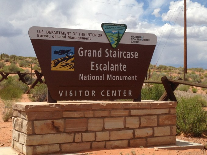 Utah's Smoky Mountain Road, Grand Staircase-Escalante National Monument
