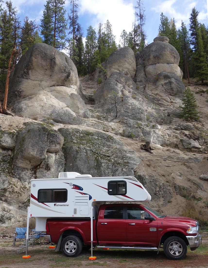 Review Of The 2015 Adventurer 80rb Camper Truck Camper