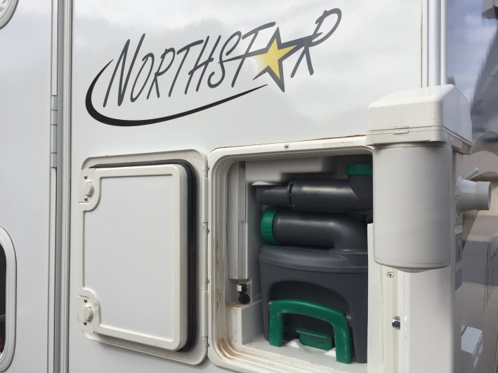 The RV Cassette Toilet: Pros, Cons and a Few Tips   Truck Camper ...