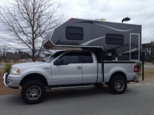 Top 7 Truck Campers For Half-Ton Trucks | Truck Camper Adventure