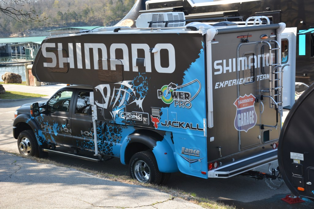 Lance and Shimano Enter Partnership - Truck Camper Adventure