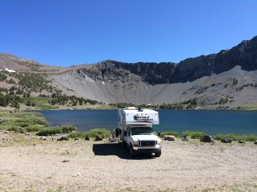 Sturgeon - Truck Camper Adventure - Leavitt Lake