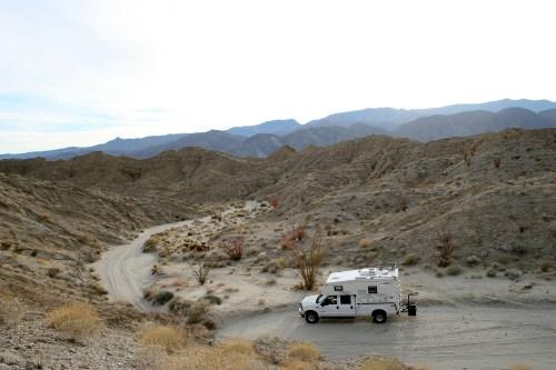 Sturgeon - Truck Camper Adventure -JUNE WASH ABDSP