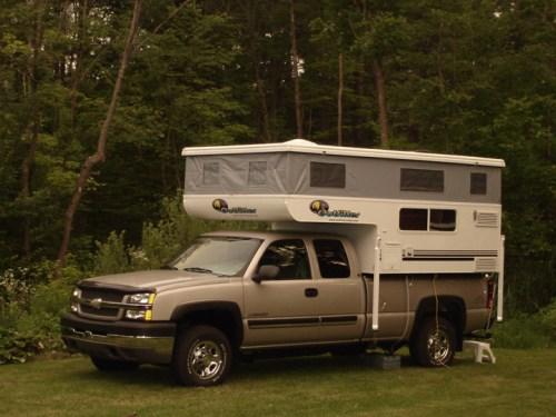 Northern Quebec - Truck Camper Adventure