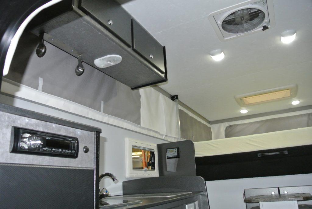 BunduCamp Overhead - Truck Camper Adventure