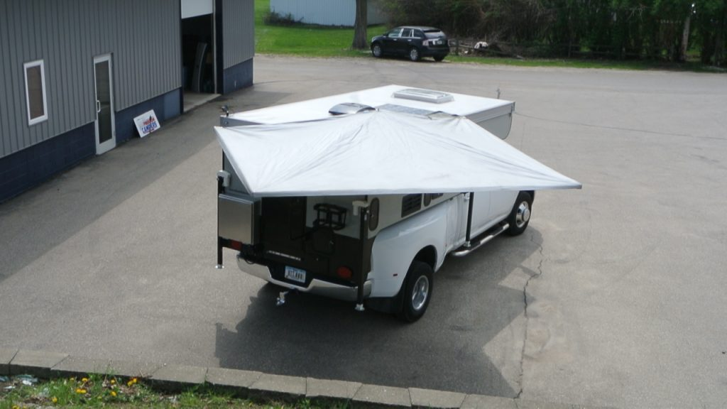 Feature in the Spotlight: The BunduAwn Batwing Awning ...