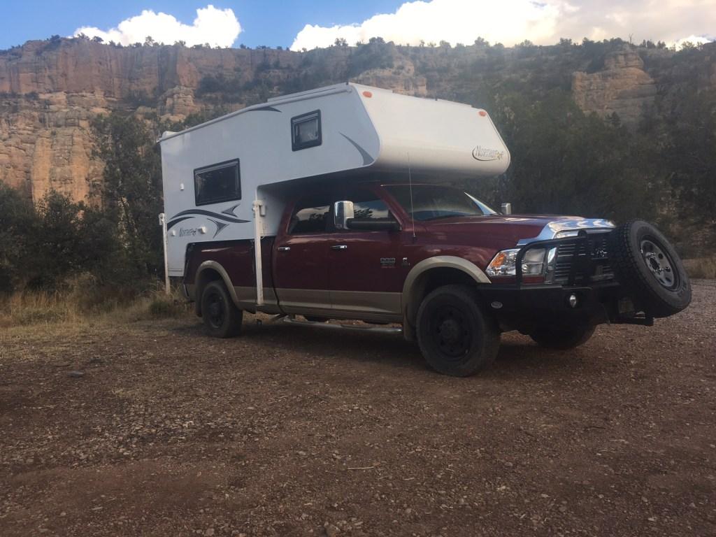 catlin1 - Truck Camper Adventure