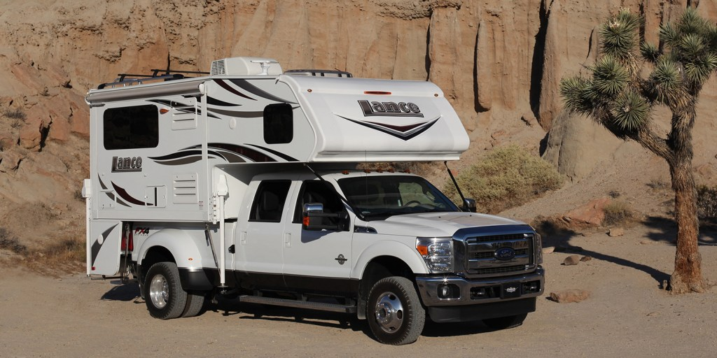 lance announces enhancements   truck camper lineup truck camper adventure