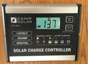 Zamp ZS-30A Solar Charge Controller - Truck Camper Adventure