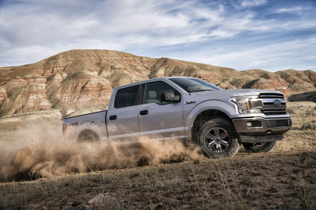 New 2018 Ford F-150 - Truck Camper Adventure