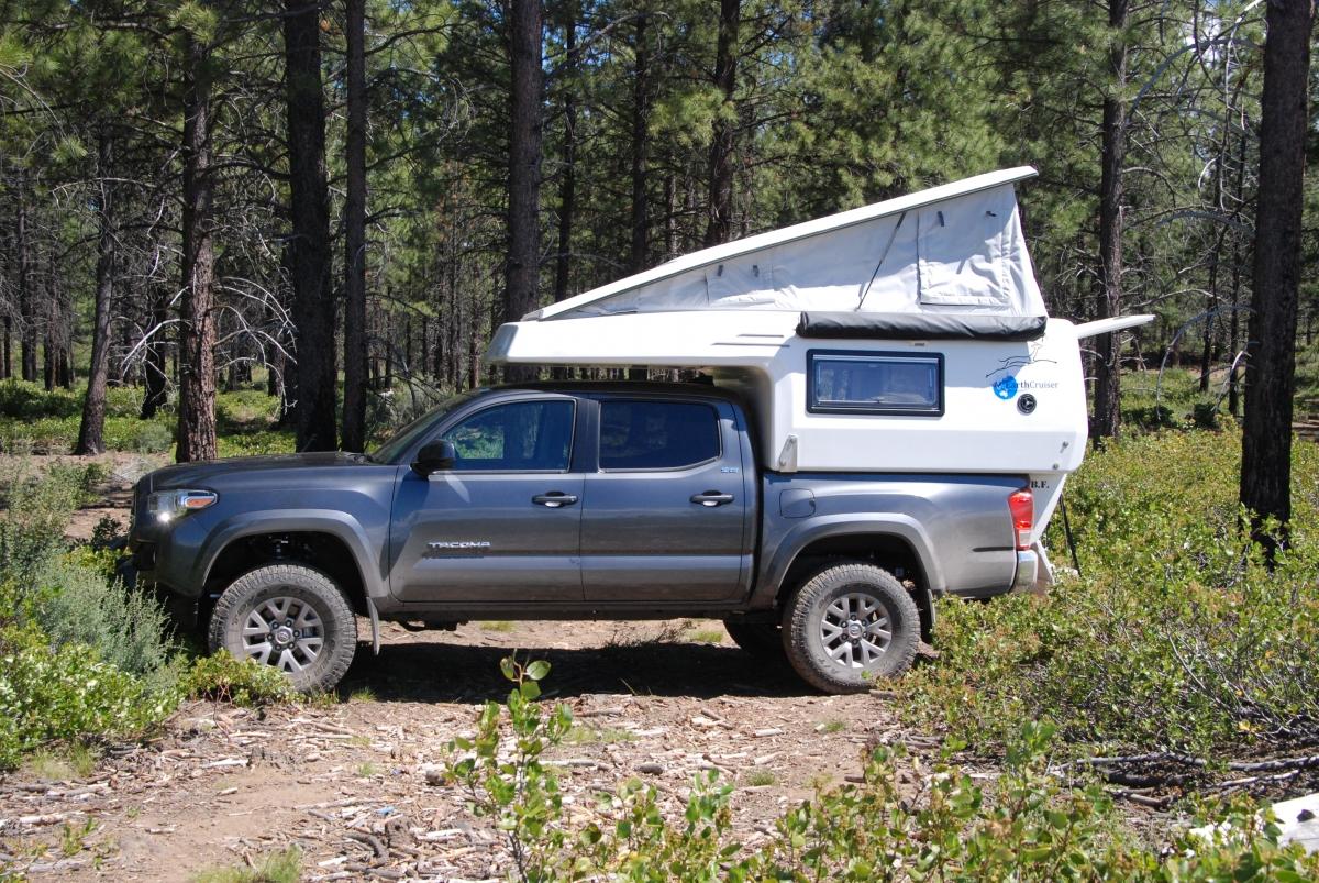 Earthcruiser Announces Gzl Pop Up Truck Camper Truck Camper Adventure
