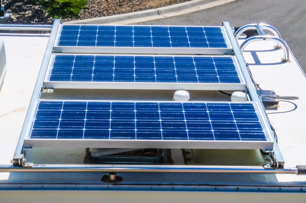 building a low cost rv solar power system truck camper rv solar power awning rv solar power diagram