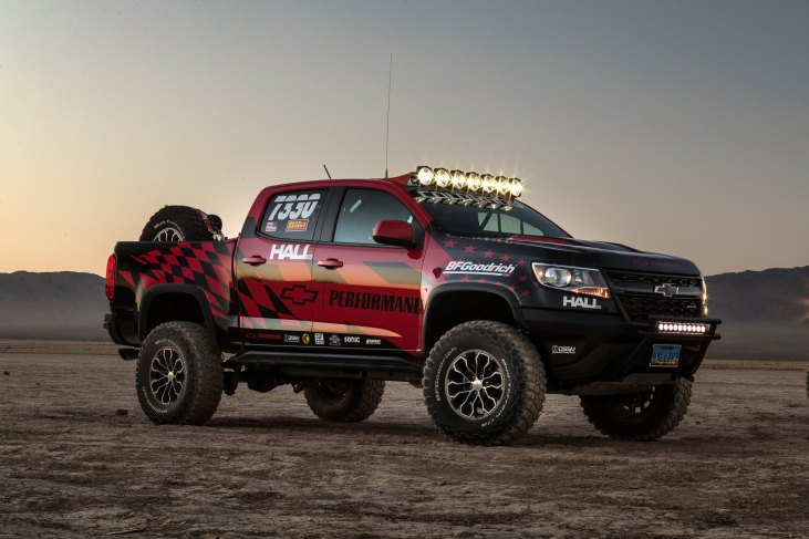 Colorado ZR2 Makes Competition Debut in America's Longest ...